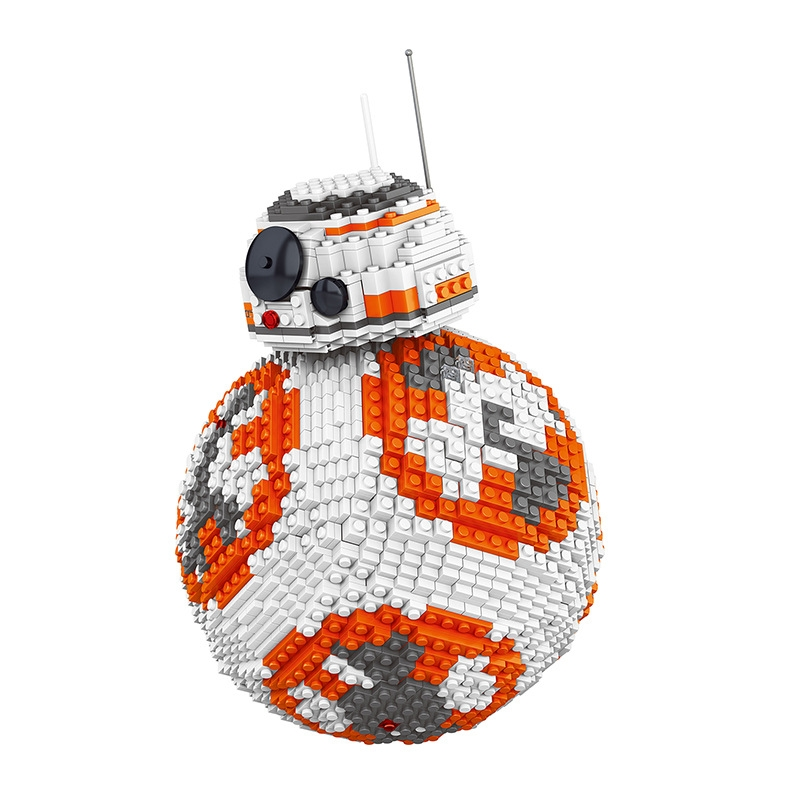 Конструктор Space Battle «Робот BB-8»
