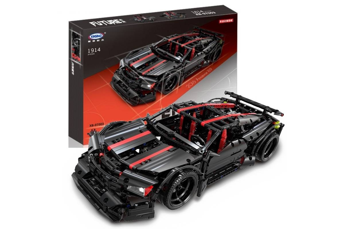 Конструктор Technic «Muscle Car Ассасин X19»