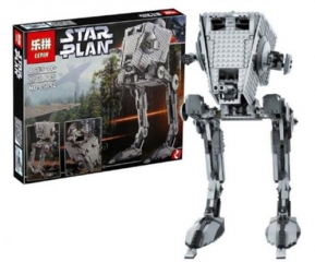 Конструктор Star Plan «Имперский AT-ST Ultimate Collector's»