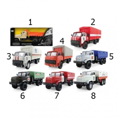 Машинка «Imperial Truck Series №3», 1:43