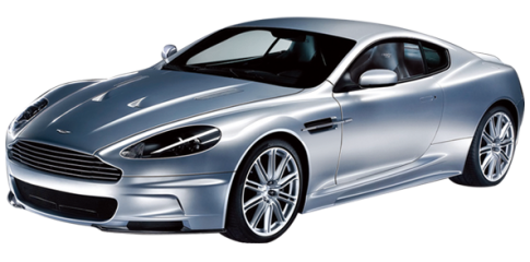 Машина р/у «Aston Martin DBS Coupe», 1:10