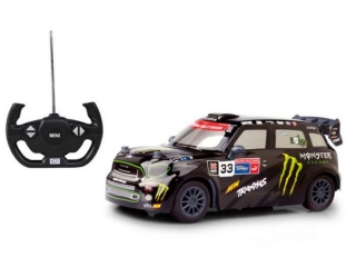 Машина р/у «Mini Countryman JCW RX» (на бат.), 1:14