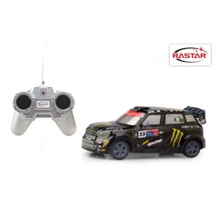 Машина р/у «Mini Countryman JCW RX» (на бат.), 1:24