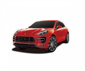 Машинка на р/у «Porsche Macan Turbo», 1:24