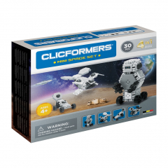 Конструктор «Space set mini 30 деталей» Clicformers