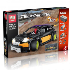 Конструктор LEPIN 20053 Hatchback Type R